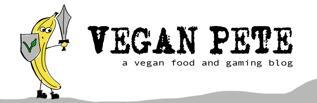 Vegan Pete header image